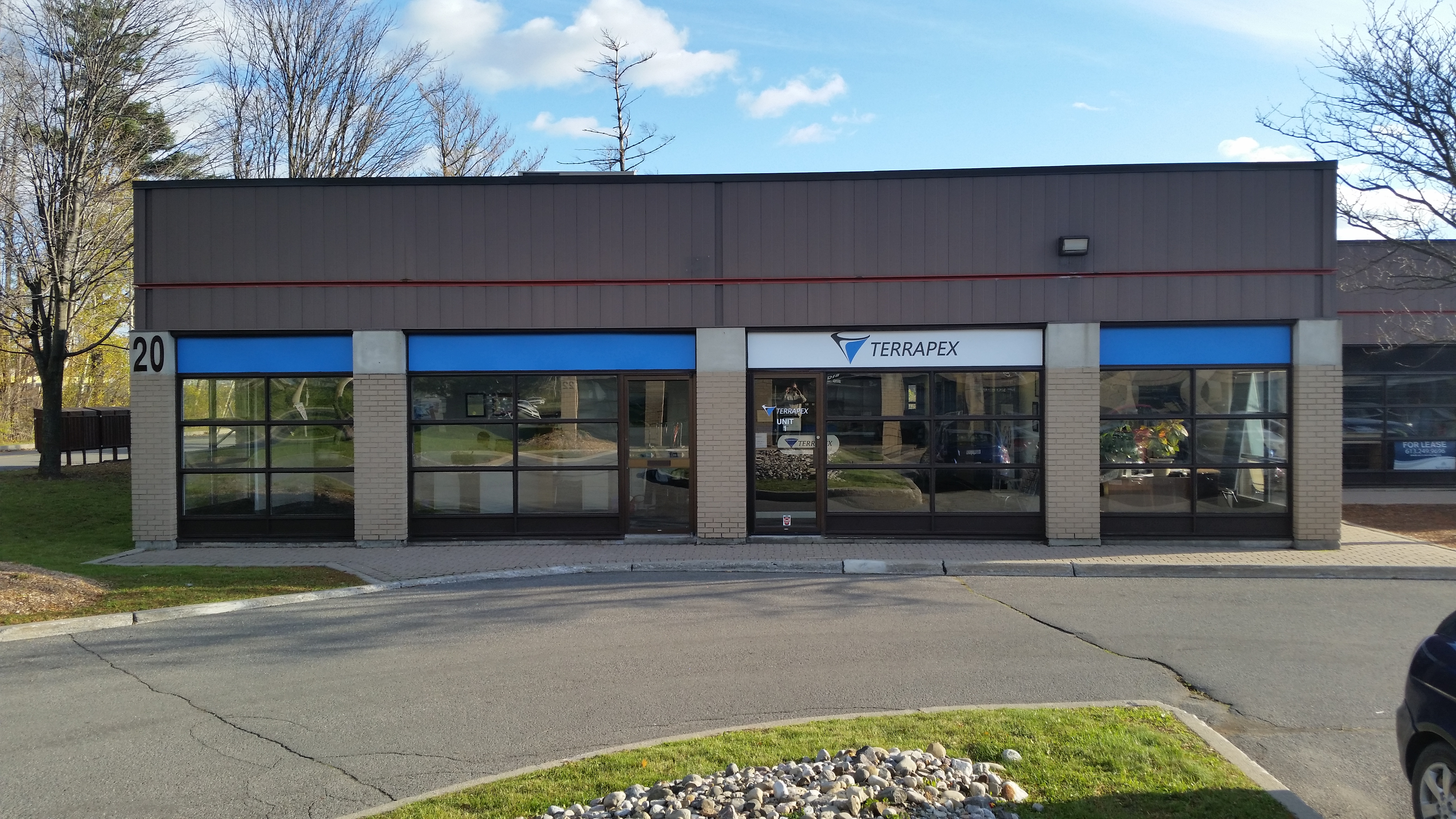 Terrapex Ottawa Offices